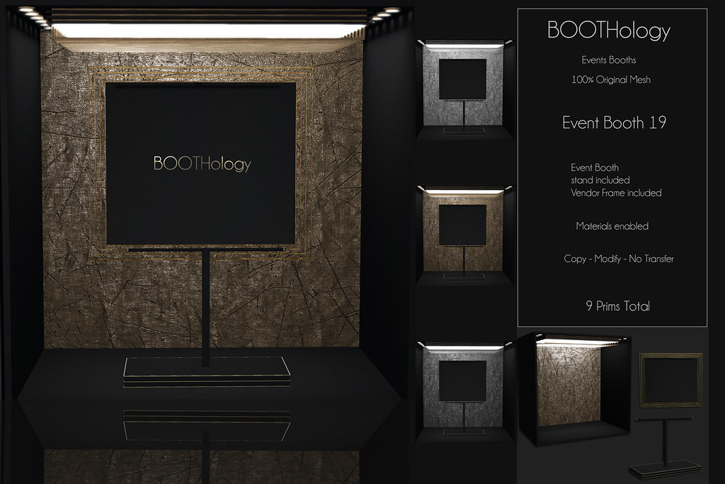 Bothology – Event Booth 19 AD (1)
