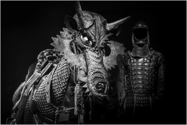 Samurai Horse Armor, The Army Museum, Paris [Explore]