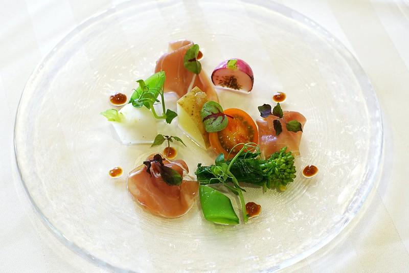 Clair Court_焼き野菜
