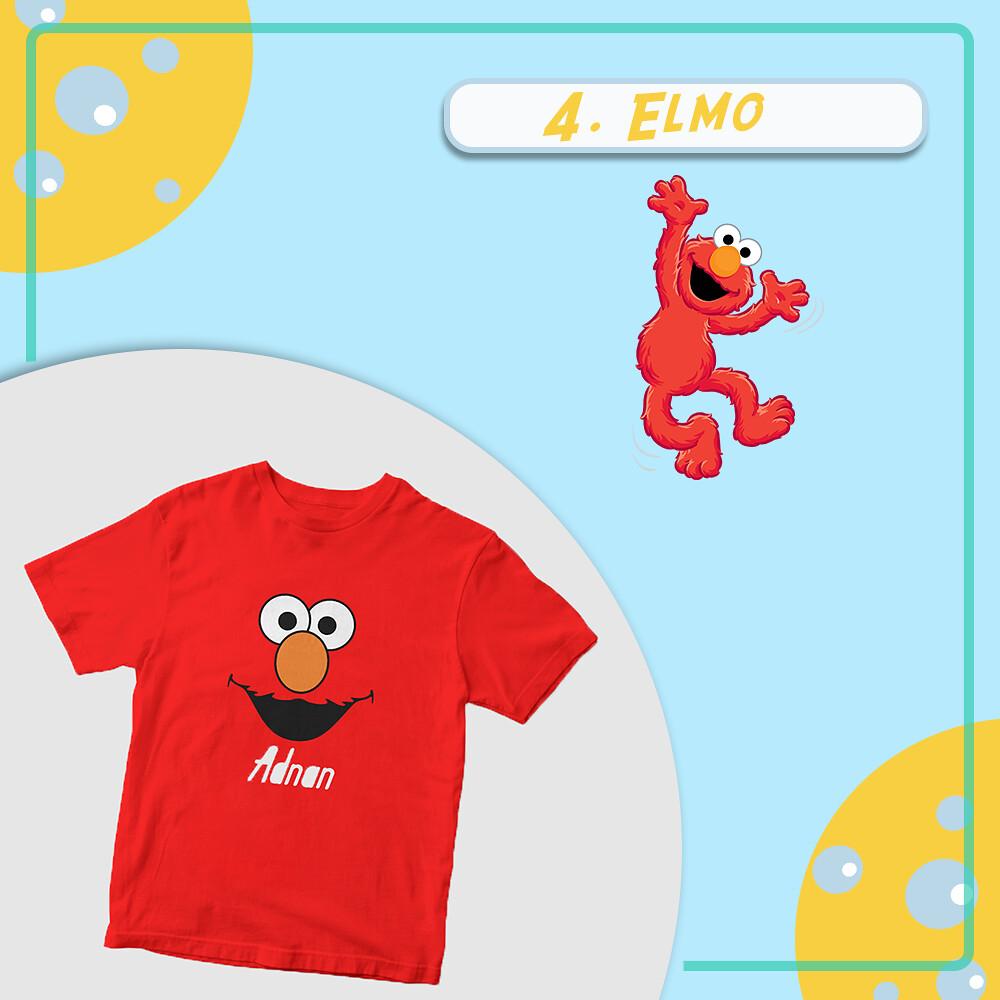 kaos Elmo