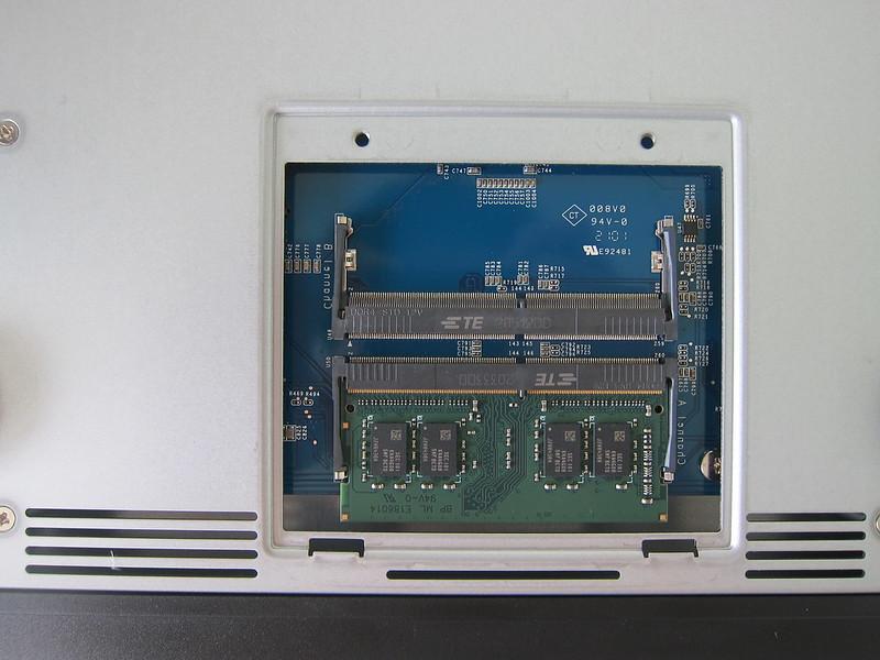 DS1621+ - RAM Slot