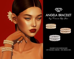 Angela Bracelet @New Dubai (49L)