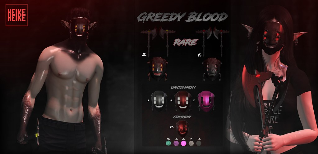 Greedy Blood