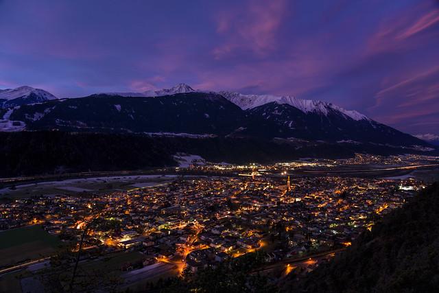 Blick auf Zirl - Tirol