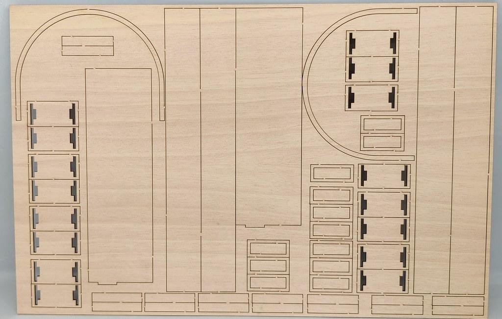 Tramway londonien début XXème siècle (OcCre au 1/24) 51054544048_b14764a41b_b