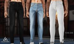 ALANTORI   Revive Jeans