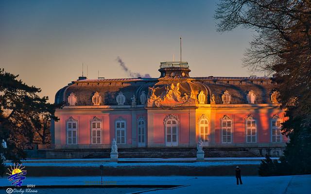 Benrather Schlosspark Feb-21 945