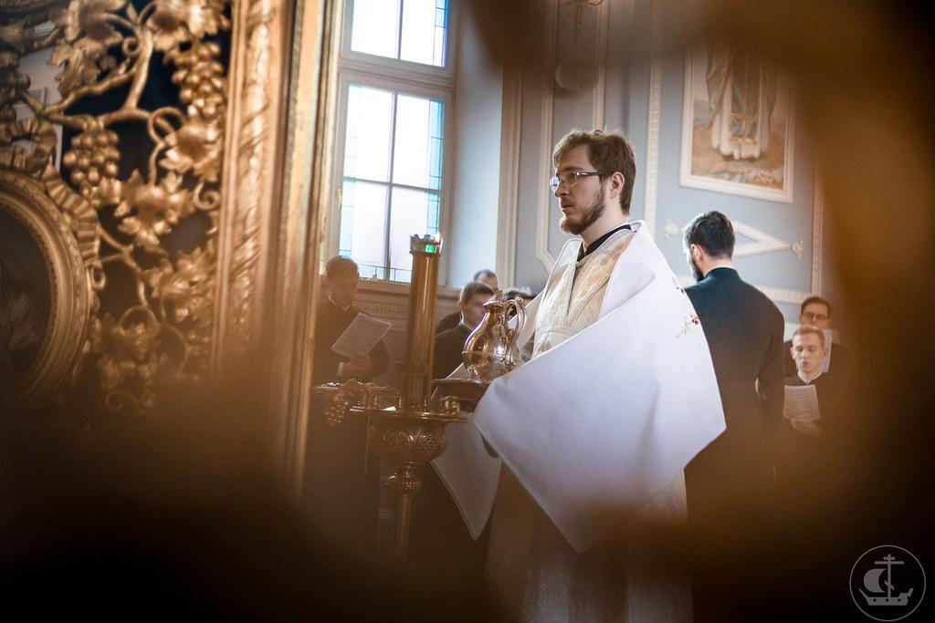 19-20 марта 2021, Суббота Первой седмицы Великого поста / 19-20 March 2021, Saturday of the 1st Week of Great Lent