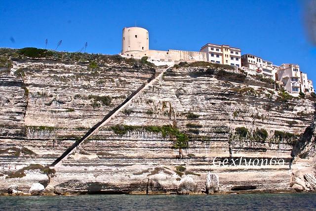IMG_7523 - Bonfacio - Corse - Escaler du ROI D'Aragon