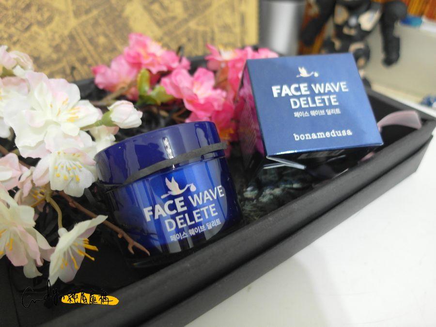 Face Wave Delete 臉部細紋護理霜
