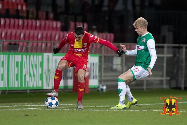 Go Ahead Eagles - FC Dordrecht 19-03-2021  5-1
