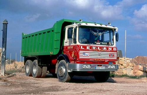 Leyland Bison 2, ABO 956