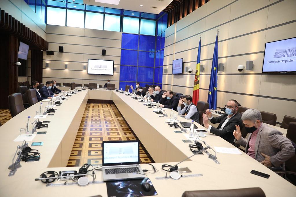 20.03.2021 Ședința Comisiei juridică, numiri și imunități