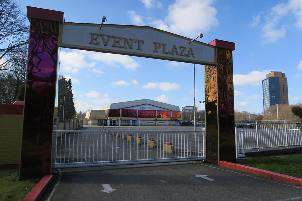 Event Plaza ✨