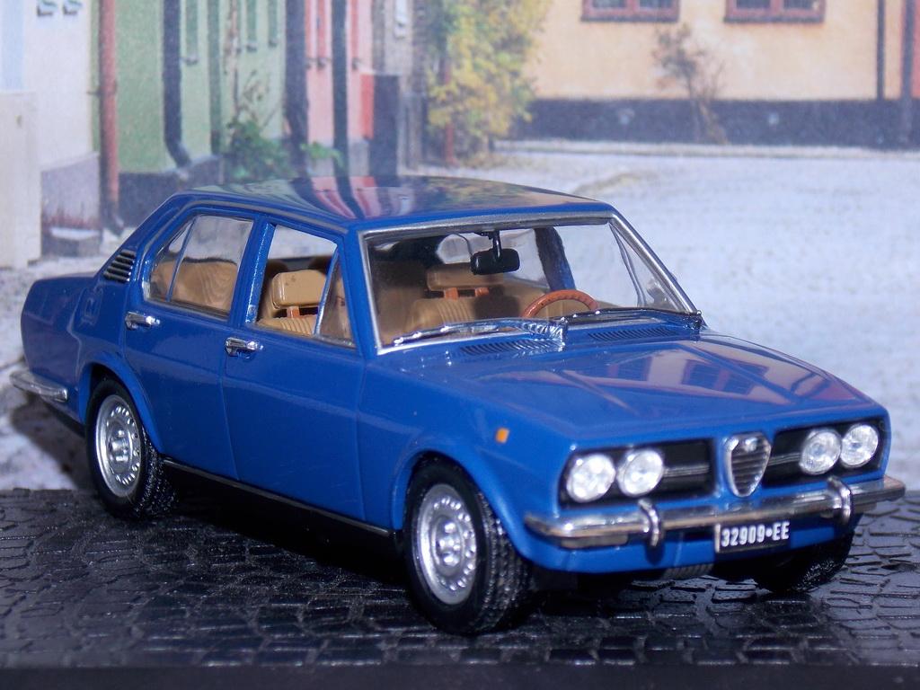 Alfa Romeo Alfetta 1.8 - 1972