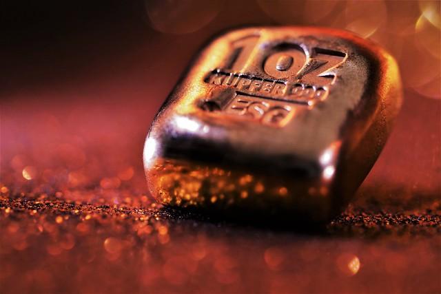Copper Bokeh 💕 HSoS