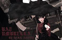 Bat Umbrella ♥