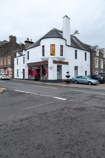Mackintosh Building, Comrie