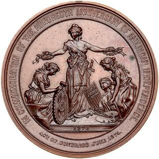 1876_U.S._Centennial_Medal_Julian_CM_11 obverse