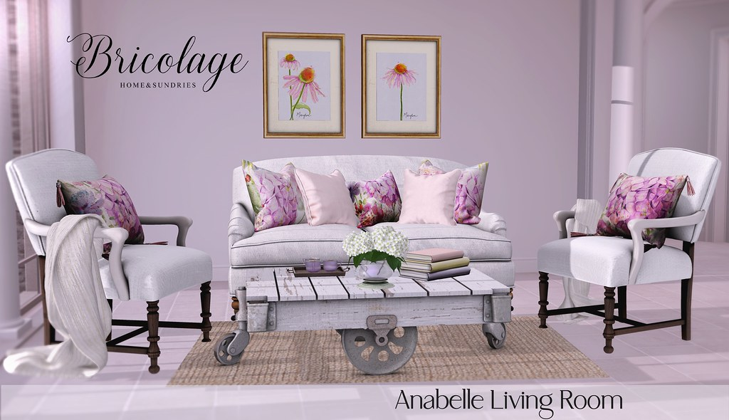 Anabelle Living Room @ Uber Hometown
