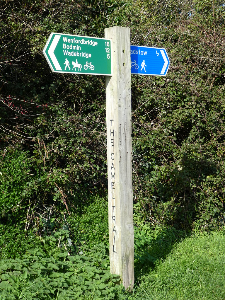 The Camel Trail, Padstow