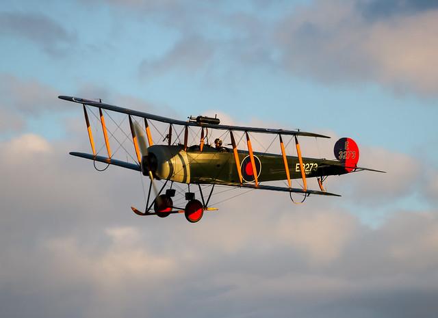 G-ADEV / E3273 Avro 504K