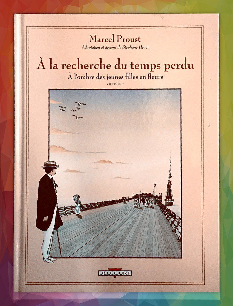 eh oui ! Proust en BD