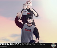 Drunk Panda - TroubleTeam