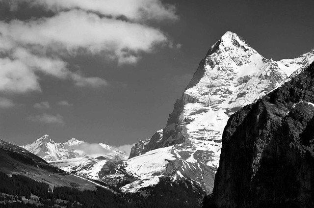 L'Eiger (3970m alt  -  13026ft)