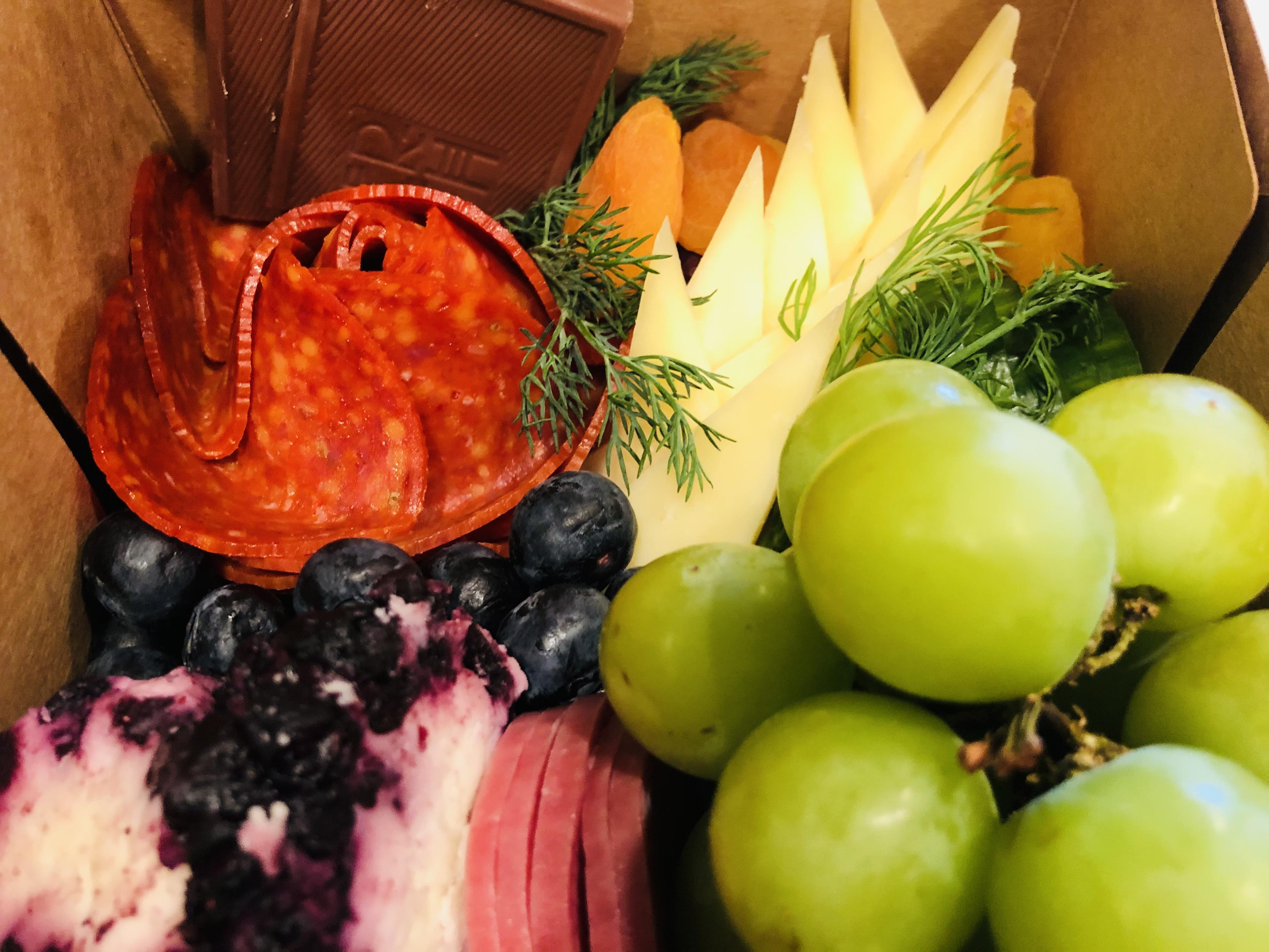 Gourmet Grazing