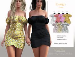 Ewelyn dress