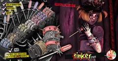SEKA's Tinker Stuff @ENGINE Room