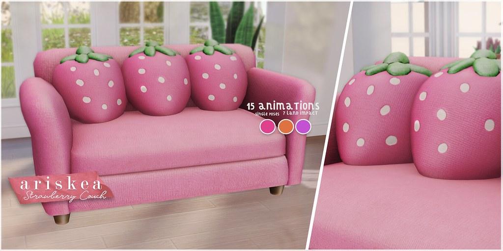 N21 – Strawberry – Ariskea