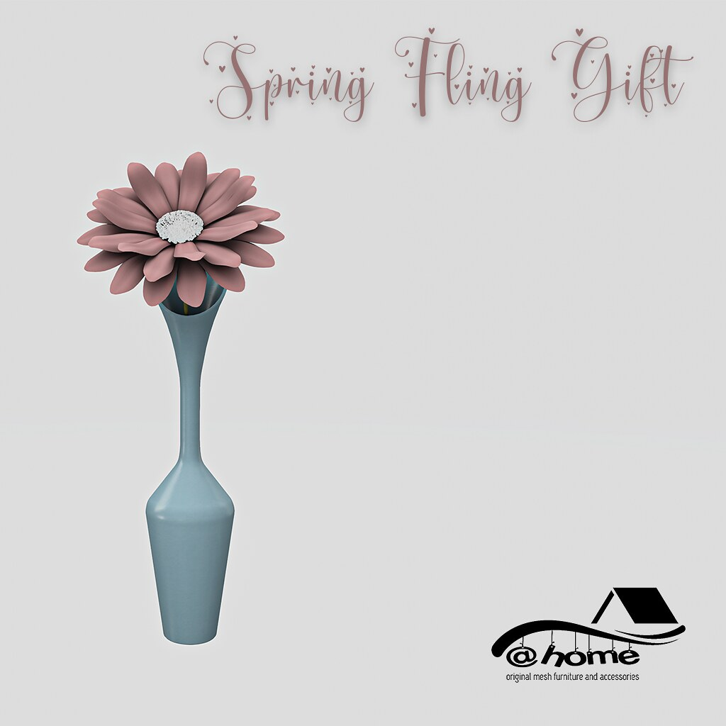 @home – Spring Fling Event  Gift
