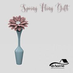 @home - Spring Fling Event  Gift