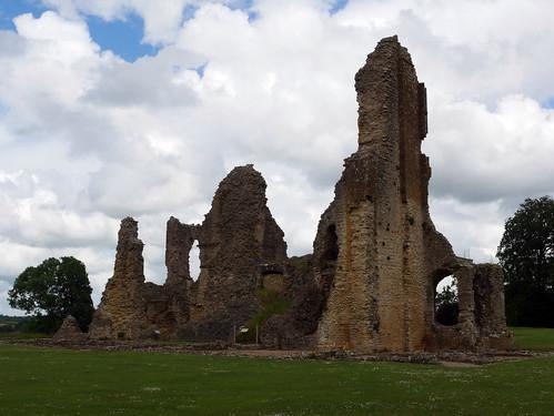 Sherborne Old Castle