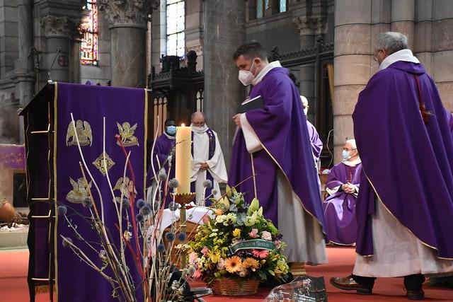 20210320 Obsèques du Père Pierre Fournier