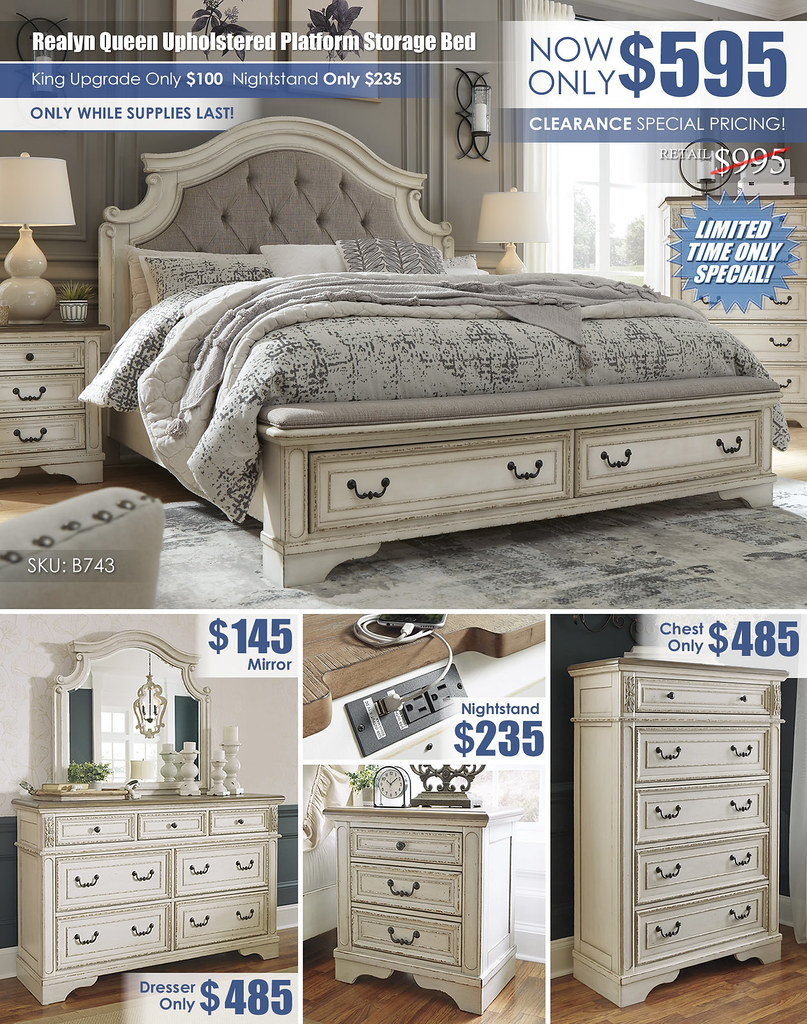 Realyn Queen Upholstered Platform Storage Bed Layout_B743_Updated