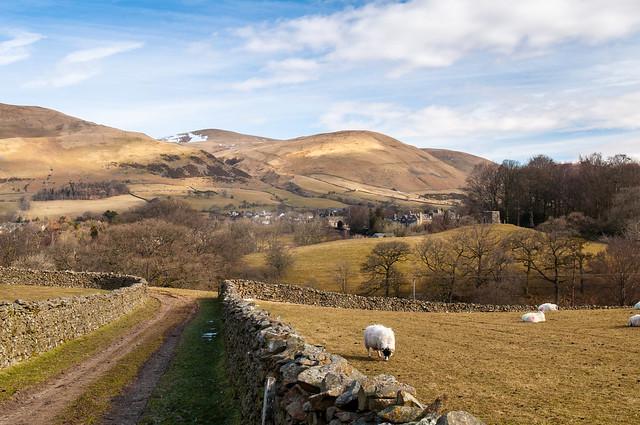 Sedbergh and the Howgill Fells