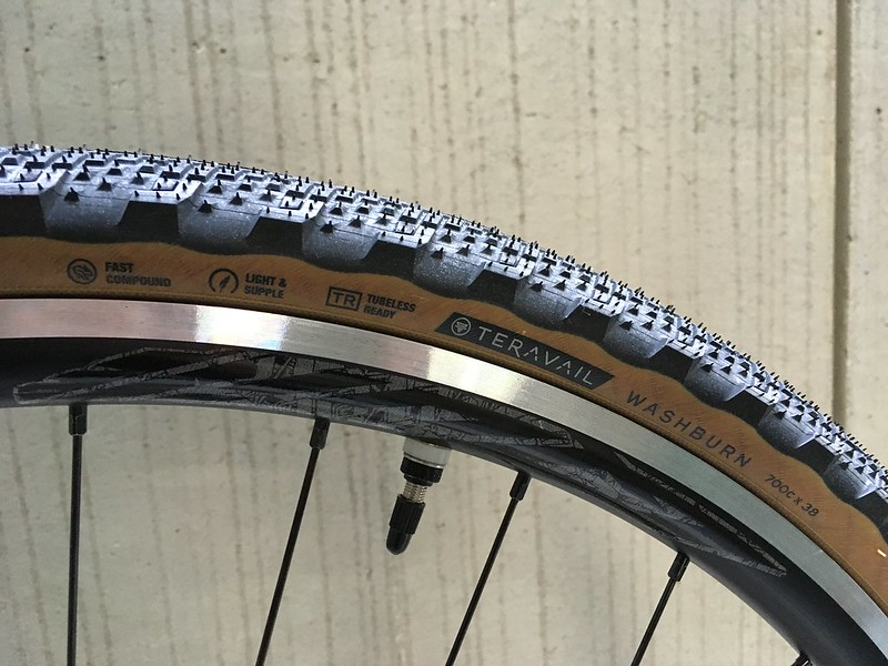 SURLY Cross Check 105 Grey Teravail