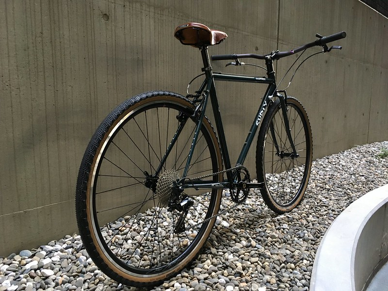 SURLY Cross Check 105 Grey 3