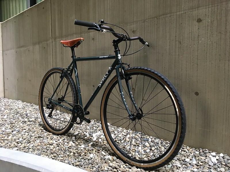 SURLY Cross Check 105 Grey 2