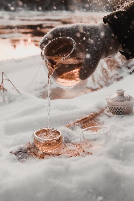 Tea time with ILLUSEUM Gui Fei Oolong
