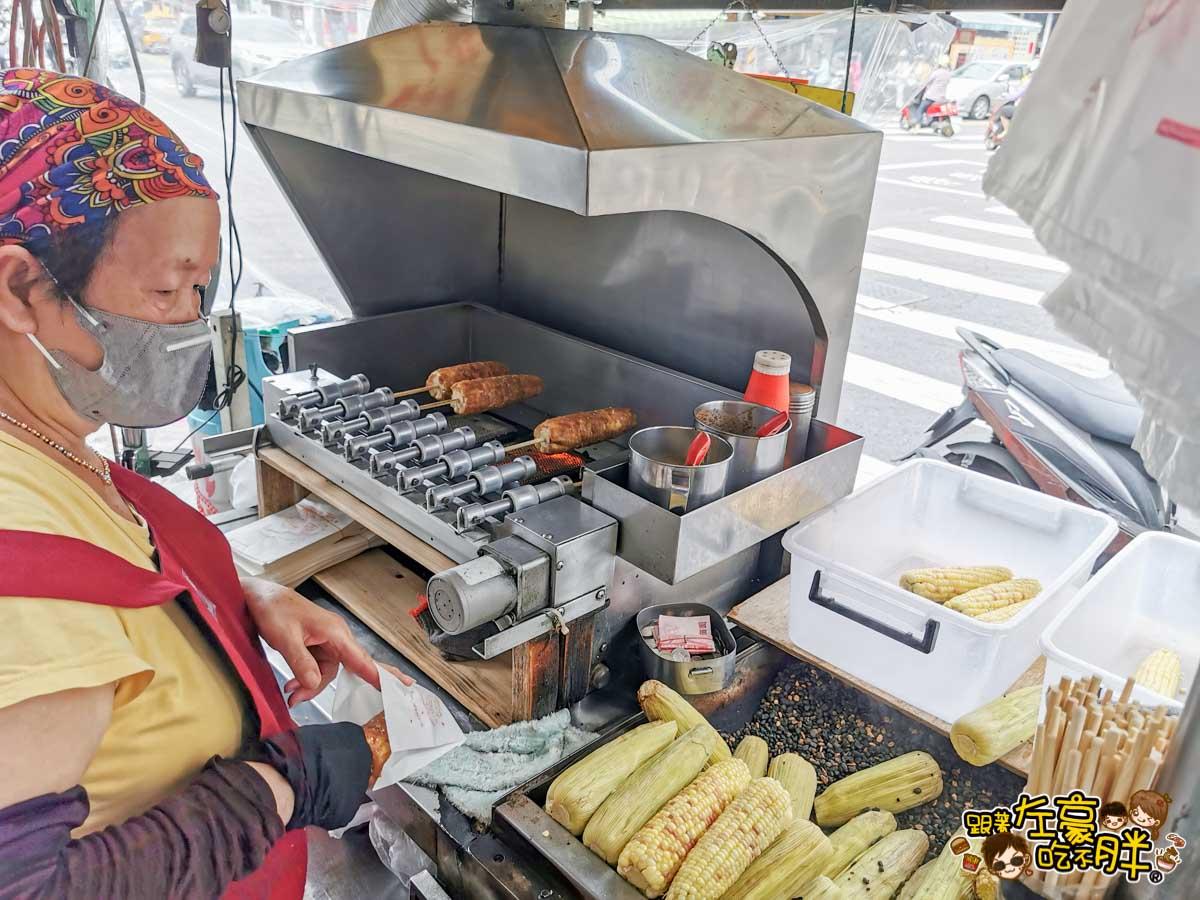 鳳山玉米燜燒玉米鳳山烤玉米-5