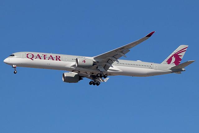 A7-ANN | Airbus A350-1041 | Qatar Airways