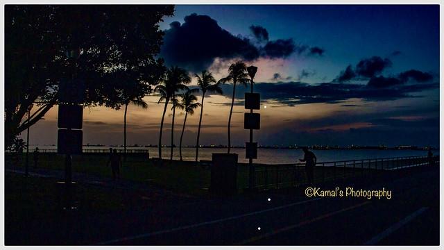ECP Beach Sunrise