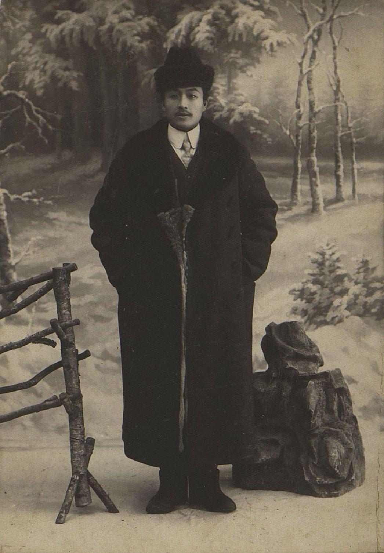Деев Н.П., приказчик мануфактурно-галантерейного магазина Ф.И. Хмелевцова