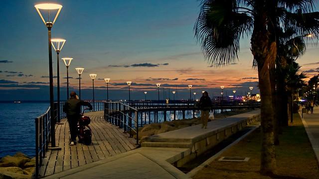 Lights & Shadows - Limassol, Cyprus