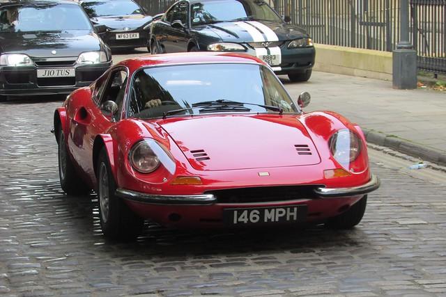Ferrari Dino 246 GTB 146MPH