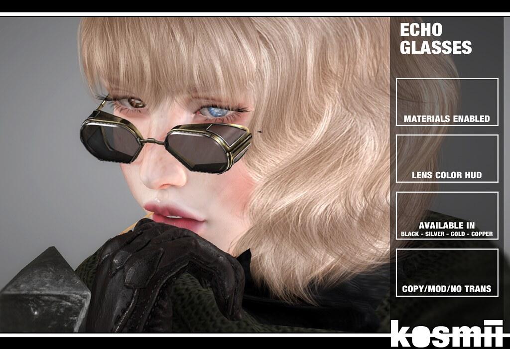 kosmii :: Echo Glasses